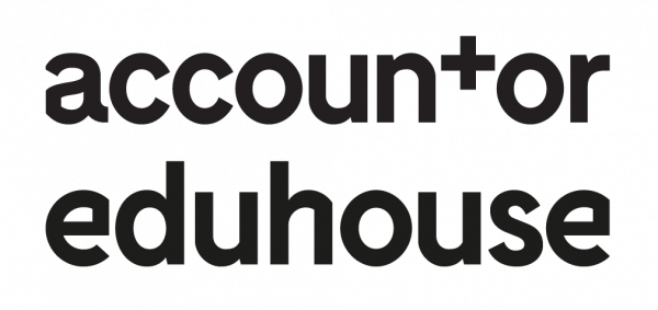Accountor eduhouse logo